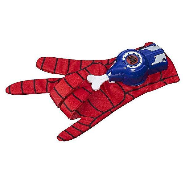 Luva Homem-Aranha Com Sons - Hasbro
