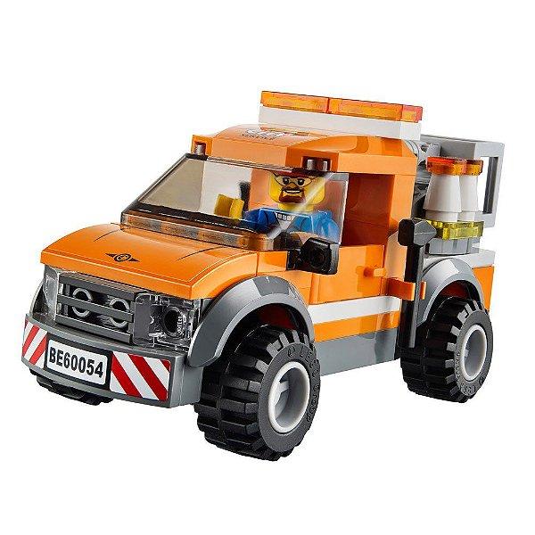 Lego City Caminhão de Conserto de Iluminação de Rua