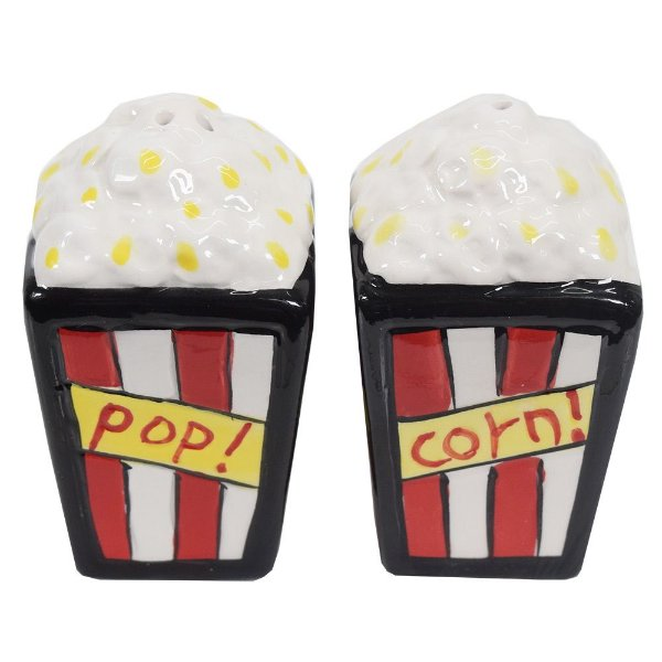 Conjunto Saleiro e Pimenteiro - Pop! Corn! - Lyor