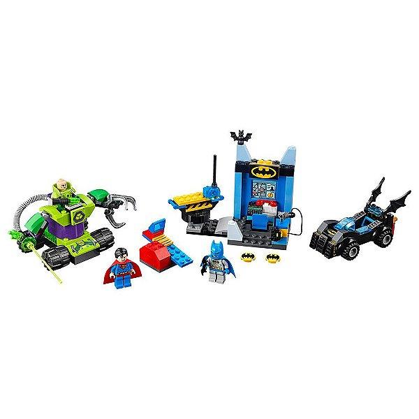 Lego Juniors - Easy to Build - Batman & Super-Homem x Lex Luthor - Lego