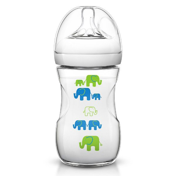 Mamadeira Pétala Color Menino 260ml - Philips Avent