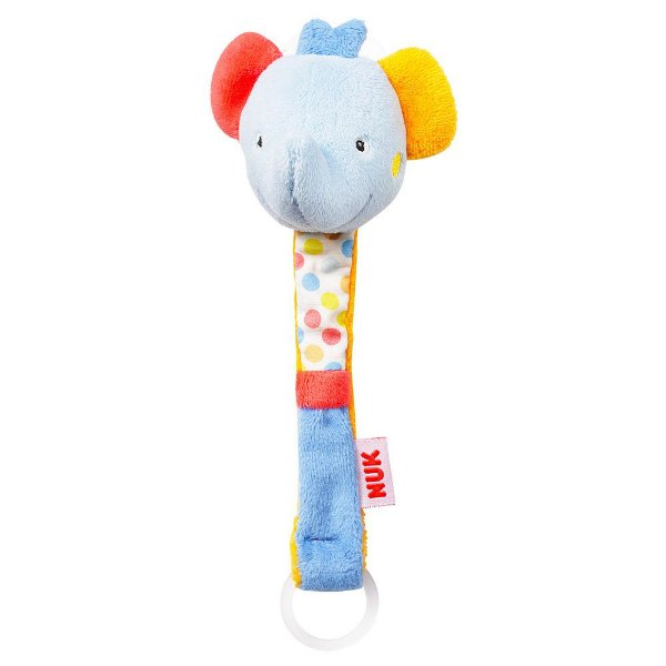 Prendedor de Chupeta Elefantinho - NUK