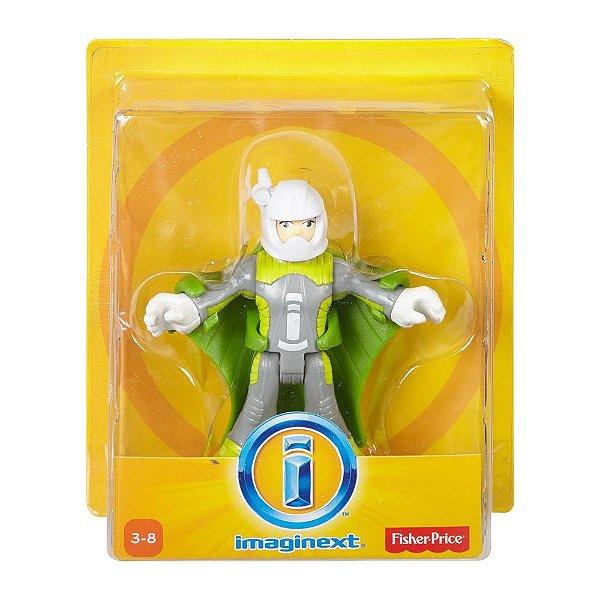 Imaginext Mini Figura com Acessórios - Paraquedista - Fisher-Price