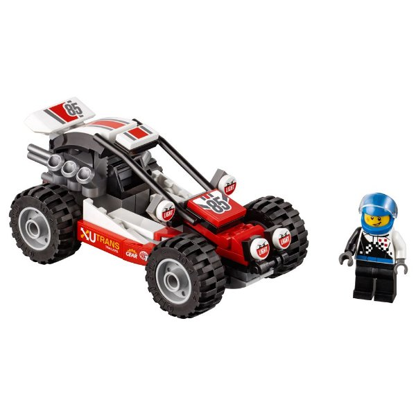 Lego City Buggy - 81 Peças - Lego