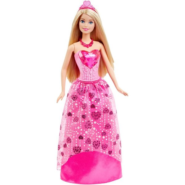 Barbie Princesa Reinos Mágicos - Reino dos Diamantes - Mattel