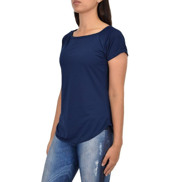 Camiseta Feminina Dry - Gold Sports