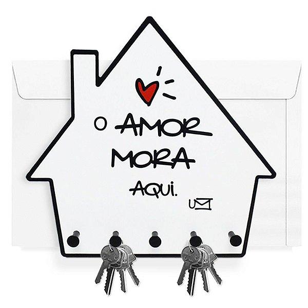 Porta Chaves - O Amor Mora Aqui - Geguton