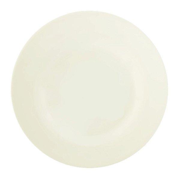 Prato de Sobremesa em Porcelana - Oxford