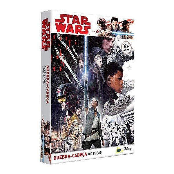 Quebra-Cabeça Star Wars - 100 Peças - Toyster