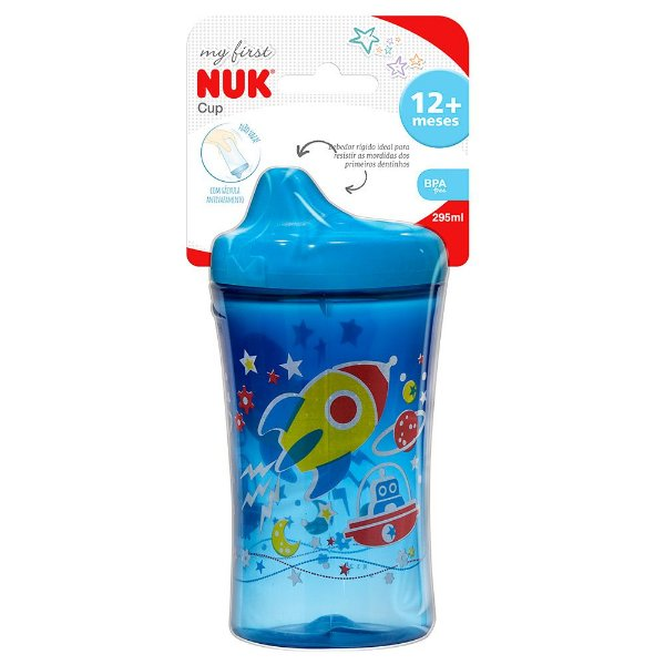 Copo My First Azul - 295ml - Nuk