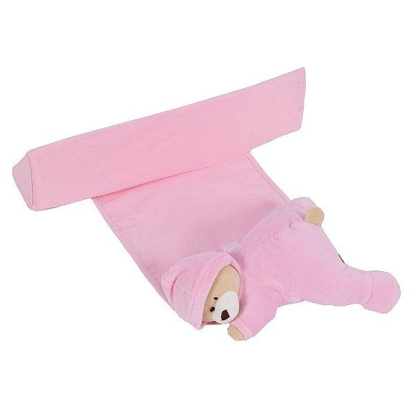 Apoio de Bebê - Ursinha Rosa - Zip Toys