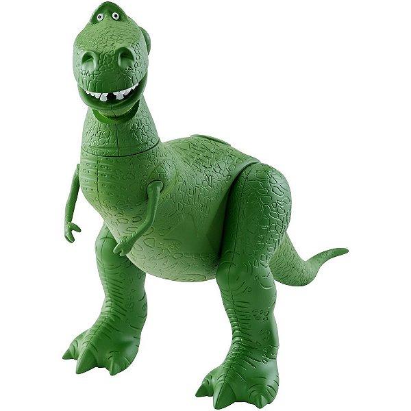 Boneco Rex Que Fala - Toy Story - Mattel
