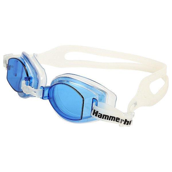 Óculos de Natação Vortex 1.0 - Azul - Hammerhead