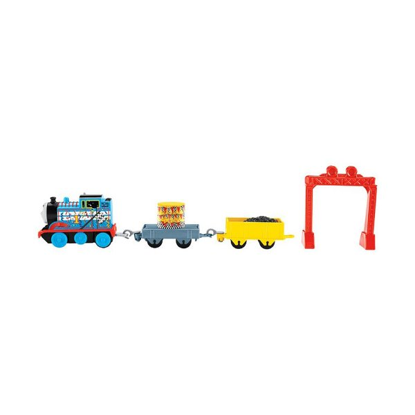 Thomas & Friends - Motorizado - A Corrida do Thomas - Fisher-Price