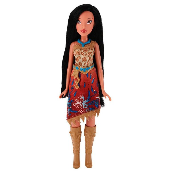 Boneca Pocahonas - Princesas Disney - Hasbro