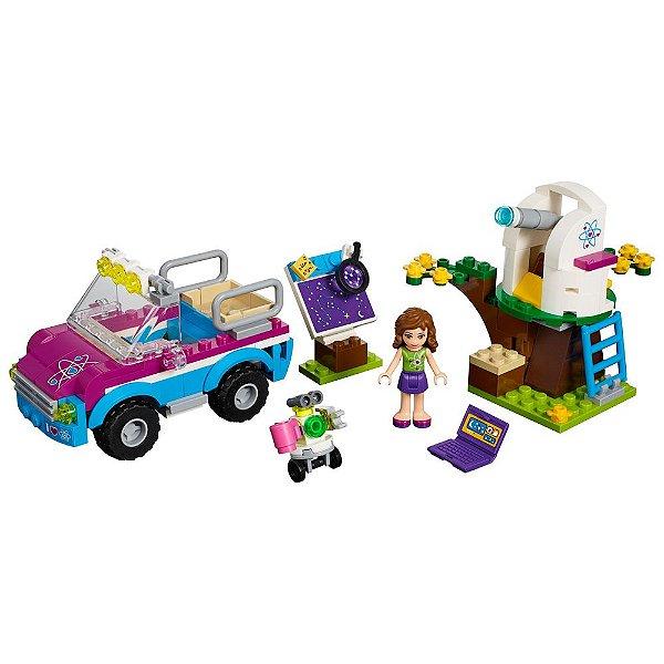 Lego Friends - Carro de Exploração da Olivia - Lego