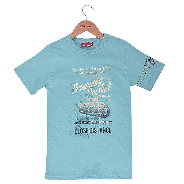 Camiseta Infantil Motorcycles - Kimalukoo