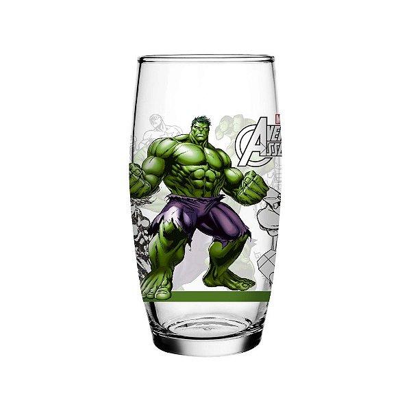 Copo Avengers Hulk - 430ml - Nadir
