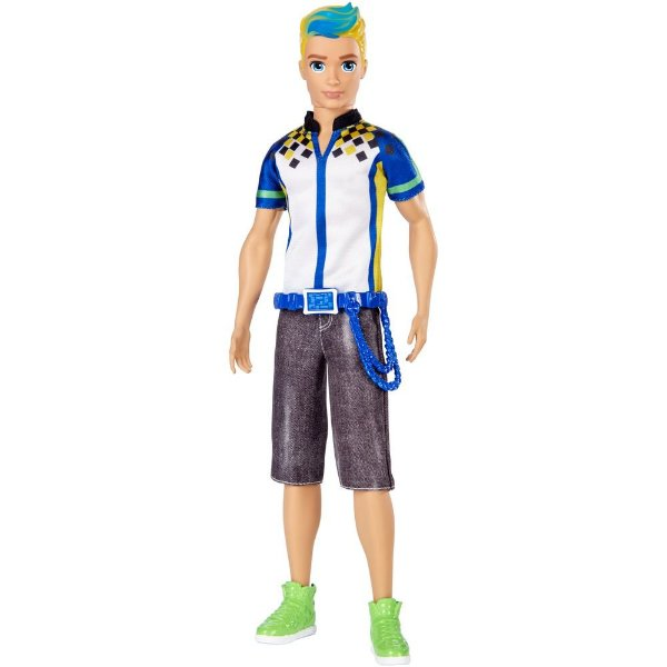 Ken Video Game Hero - Mattel