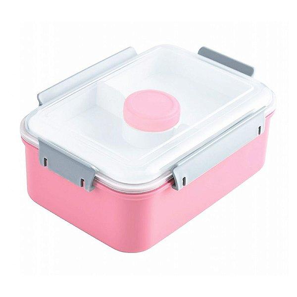 Pote Para Alimentos Rosa - Jacki Design