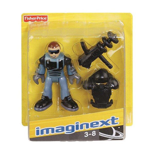 Imaginext Mini Figura com Acessórios - GP Espaço