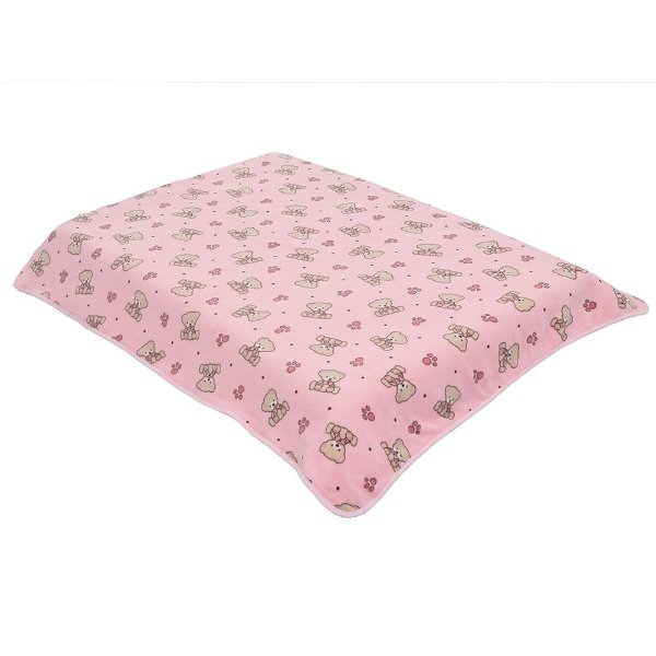 Cobertor para Berço Affetto Sweet Rosa - Colibri