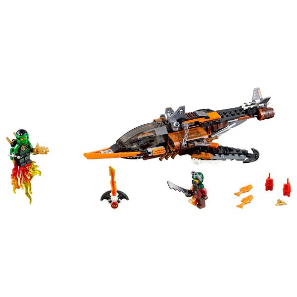Tubarão Aéreo - Lego Ninjago