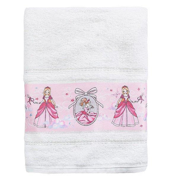 Toalha de Banho Kids - Princess - Karsten