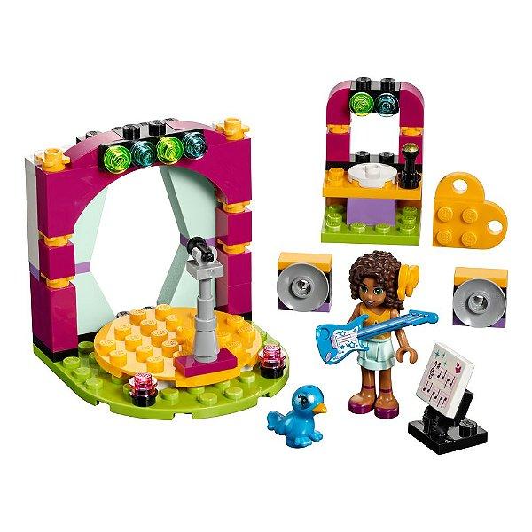 Lego Friends - Dueto Musical da Andréa