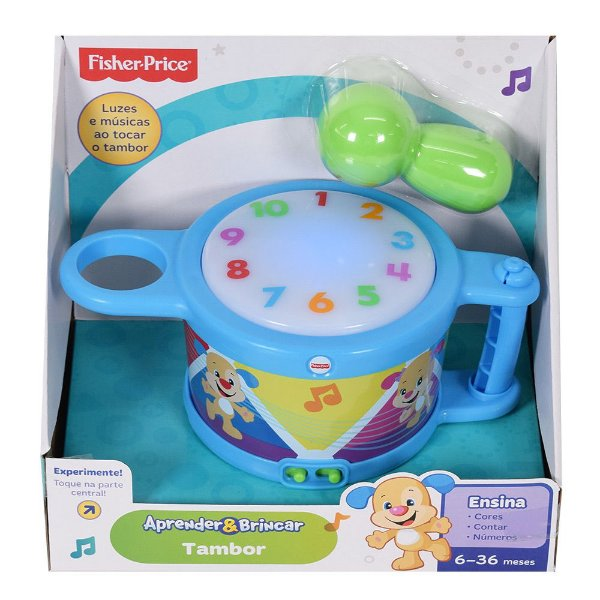 Tambor Musical - Fisher Price