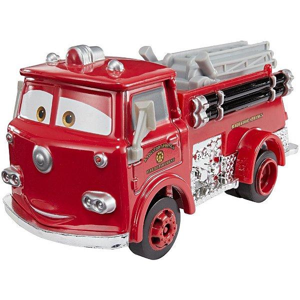 Carros 3 Deluxe - Ruivo - Mattel