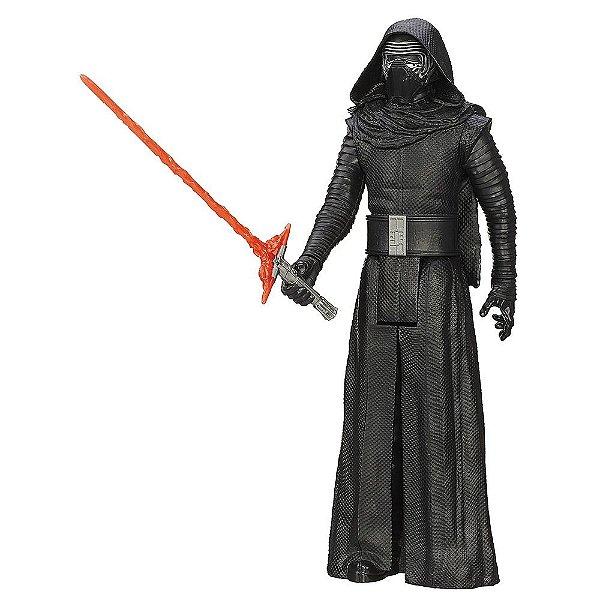 Boneco Kylo Ren - Star Wars - Hasbro