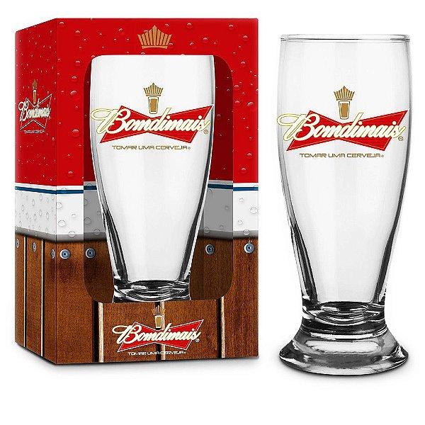 Copo Munich Bomdimais - 200 ml - Brasfoot