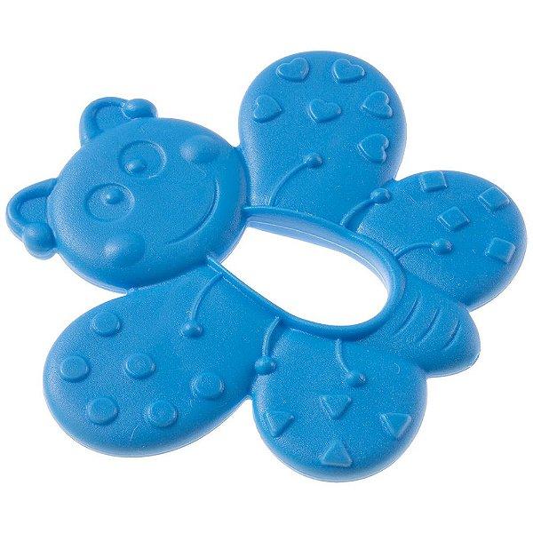 Mordedor Bichinhos - Borboletinha Azul - Pimpolho