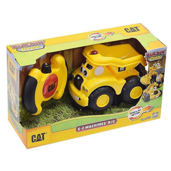 CAT E-Z Máquinas de Construção - Caminhão Haulin' Harry - DTC