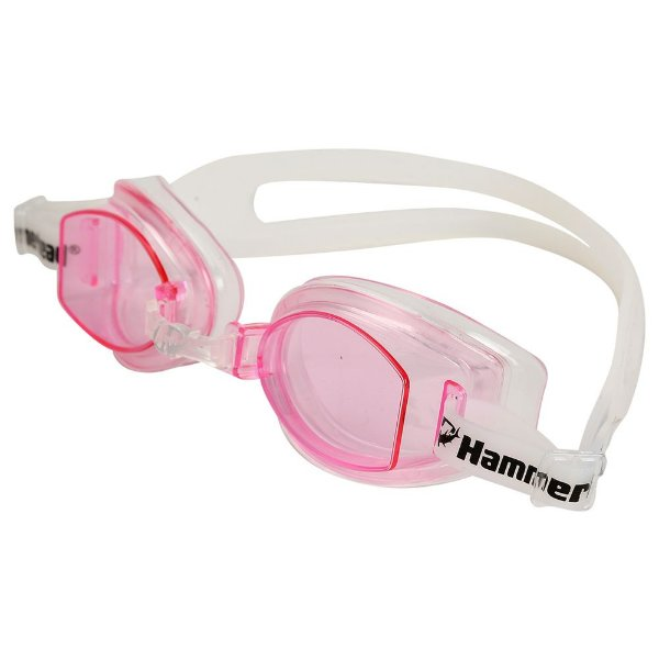 Óculos de Natação Vortex 1.0 - Rosa - Hammerhead
