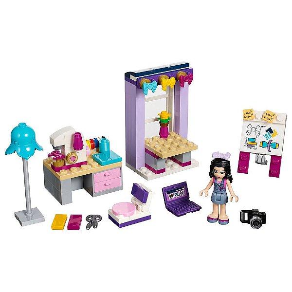 Lego Friends - Oficina Criativa da Emma - Lego