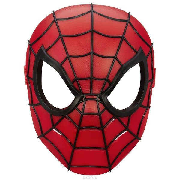Máscara Homem-Aranha Básica - Hasbro