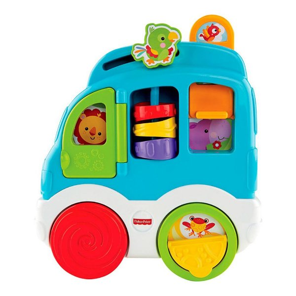 Carrinho Sons Divertidos - Fisher-Price