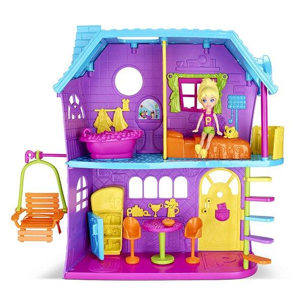 Polly Pocket - Melhor Casa de Todas