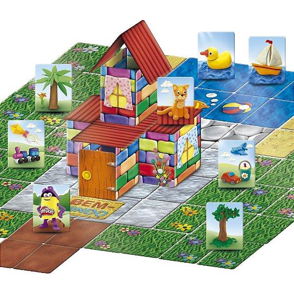 Play-Doh Casa de Cartas - Copag