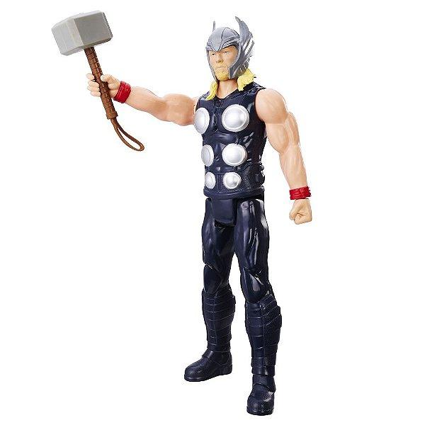 Boneco Thor Titan Hero Series - Hasbro