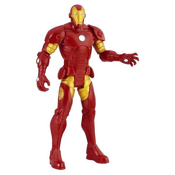 Boneco Homem de Ferro - Avengers - 15 cm - Hasbro
