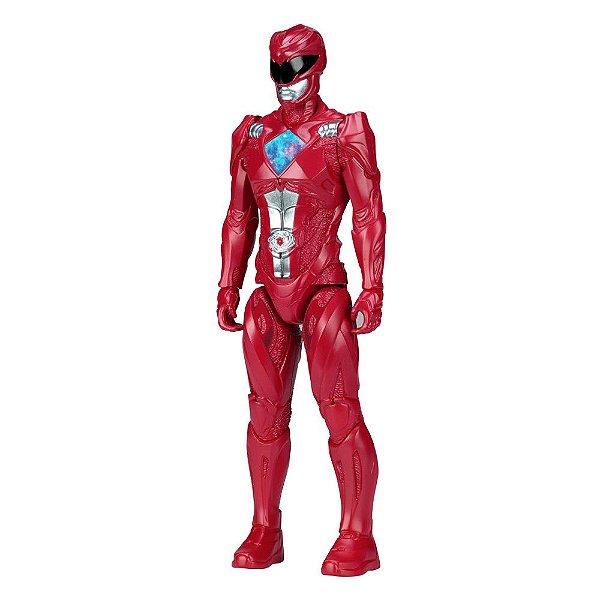 Boneco Power Rangers - Ranger Vermelho - Sunny