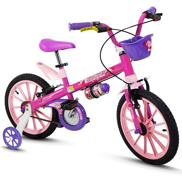 Bicicleta Top Girls - Aro 16 - Nathor