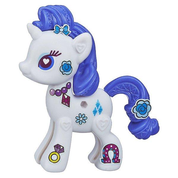 My Little Pony Pop Rarity - Kit Básico - Hasbro