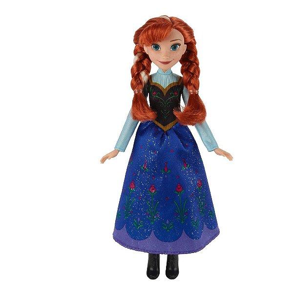 Boneca Anna - Disney Frozen - Hasbro