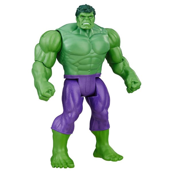 Boneco Hulk - Avengers - 15 cm - Hasbro