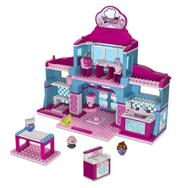 Shopkins Kinstructions Chef Club Academy - DTC