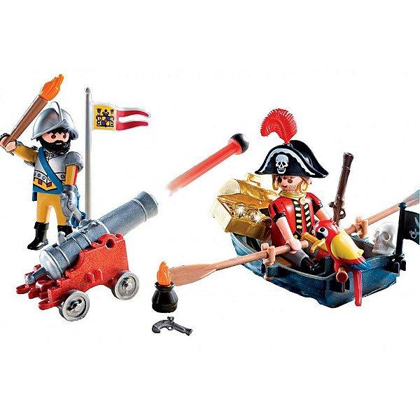 Playmobil - Maleta Pirata - Sunny
